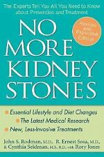 No More Kidney Stones: The Experts Tell You All You Need to Know about-ExLibrary