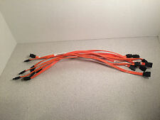 Dell DC094 13 inch Serial ATA SATA HDD CD DVD Hard Drive Data Cable Lot of 8
