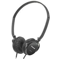Panasonic RP-HC101E-K Noise Cancelling Stereo Headphones Travel Over Ear New Uk