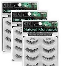 3 Packs- Ardell NATURAL MULTIPACK DEMI WISPIES  61494 12 pairs