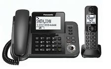 Panasonic KX-TGF350M DECT 6.0 Plus Corded/Cordless Combination Phone System
