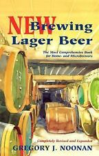 New Brewing Lager Beer : The Most Comprehensive Book for Home and...