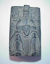 ANTIQUE CHINESE ORIENTAL MOLD IMPRESSION MASTER WARRIORS