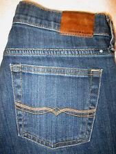 Lucky Easy Rider Boot Stretch Womens Dark Blue Jeans Size 2 / 26 A x 29  7W11596