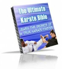 The Ultimate Karate Bible - PDF eBook - Free Shipping