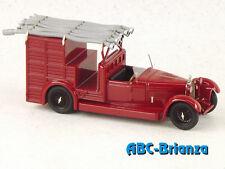 ABC333 ABC Brianza  - BUGATTI T44 FIRE BRIGADE 1928 Pompiers 1/43
