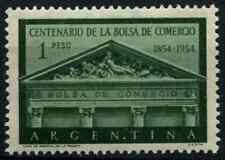 Argentina 1954 SG#860 Stock Exchange MNH #D33020