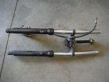 2003 03 99-04 Kawasaki Ninja EX500 EX 500 Front Forks Triple Tree Brake Caliper