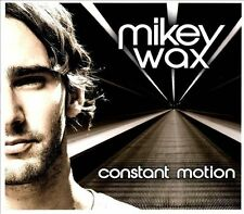 Mikey Wax-Constant Motion CD NEW