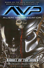 Aliens vs Predator Thrill of the Hunt by Mike Kennedy (Paperback) 1593072570