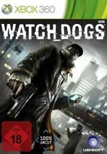 Xbox 360 Watch Dogs 100% Uncut Neuwertig