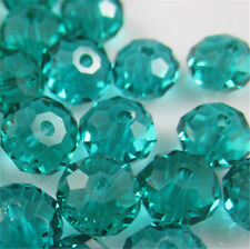 DIY Jewelry Faceted 100pcs # 5040 3x4mm Rondelle Glass Crystal Beads