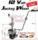 12V Motorised Electric Jockey Wheel Caravan Boat Trailer Camper Mini Mover HDUTY