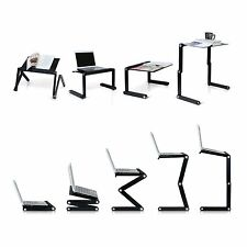 Portable E Table Laptop, Portable Bed Tray, Book Stand T8