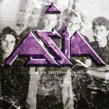 Live in Nottingham, ASIA (NEW SEALED)ROCK[Bonus Tracks]