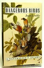 Dangerous Birds by Janet LEMBKE First Printing, Signed by author Fine/Fine 75854