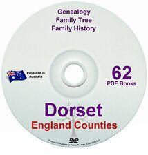 Family History Tree Genealogy Dorset