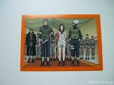 Autocollant Stickers Naruto True Spirit of the Ninja N°37 / Panini 2002