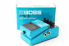 Boss PS-5 Super Shifter Pitch Guitar Effect Pedal Effector w/Box From Japan PS5