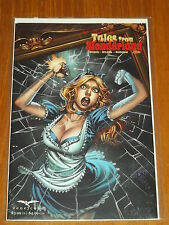 TALES FROM WONDERLAND ALICE GRIMM FAIRY TALES ZENESCOPE COMICS NM (9.4)