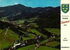 Solbad Salzerbad mit Kleinzell , Ansichtskarte ,1977 gelaufen