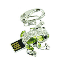 16GB chiavetta di memoria USB The Ranocchio Cristallo Flash Drive U Disco