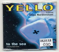 Yello featuring Stina Nordenstam Maxi-CD To The Sea - German 3-track - 574 121-2