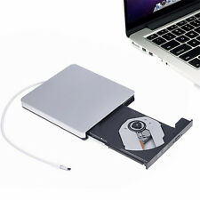 USB 3.0 External CD/DVD-RW Burner Writer Hard Drive for Apple Macbook Pro Air PC