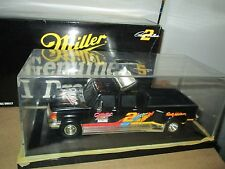 FORD F350 Dually 1 ton RUSTY WALLACE 1:24 Truck 4dr crewcab MILLER GENUINE DRAFT