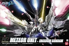Bandai - Gundam Seed - #016 Meteor Unit + Freedom Gundam HG HGCE 1/144 Model Kit