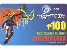 Globe Load P100 For 30 Days