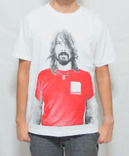 Dave Grohl Foo Fighters US Hard Rock Vintage Art MEN T-SHIRT TEE Size Large L
