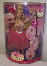 BARBIE 12 DANCING PRINCESSES INTERACTIVE PRINCESS GENEVIEVE LETS DANCE NEW