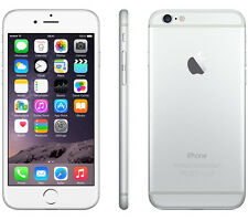 APPLE IPHONE 6 64GB SILVER GRADO A  +  ACCESSORI + GARANZIA 12 MESI