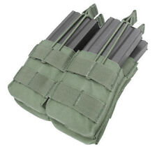 Condor MA43 Double Stacker Mag Pouch for 5.56 & .233 Rifle - OD Green
