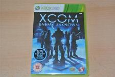XCOM Enemy Unknown Xbox 360 UK PAL **FREE UK POSTAGE!!**