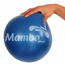 Mambo 26cm Pilates Ball Inflatable Core Stability Back Train Exercise Gym Yoga