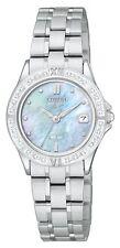 Ladies Citizen EcoDrive EW1710-56Y w/diamonds