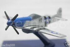 Newray 1:160 Diecast P-51D Mustang Fighter Aircraft Model COLLECTION New Gift