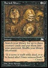 *MRM* FR buried alive ( enterré vivant ) MTG Weatherlight