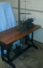 INDUSTRIAL ELECTRIC 241-12 SINGER SEWING MACHINE   100th ANNIVERSARY MODEL