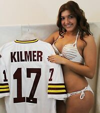 Billy KIlmer Signed Custom 72 Jersey - Washington Redskins Ring of Fame Member