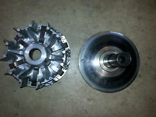 Matching Clutch Halves For BRP, Bombardier, 650 Outlander v-twin, 2012