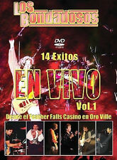 "LOS BONDADOSOS   ""14 Exitos En Vivo"" - NEW SEALED DVD * Made in the USA"