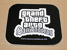 GTA Grand Theft Auto San Andreas promo Sticker / Aufkleber