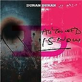 Duran Duran - All You Need Is Now (2011) cd