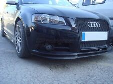 Audi A3 S3 8P A Frontspoiler Spoilerlippe Spoiler Lippe