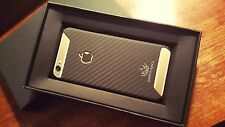 100% Real Matte Carbon Fiber Iphone 6 Phone Case