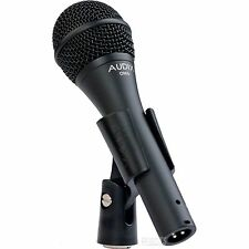 Audix OM6 Dynamic Vocal Microphone OM-6 w/ Warranty Pouch and Clip