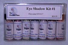 Eyeshadow China Paint Kit